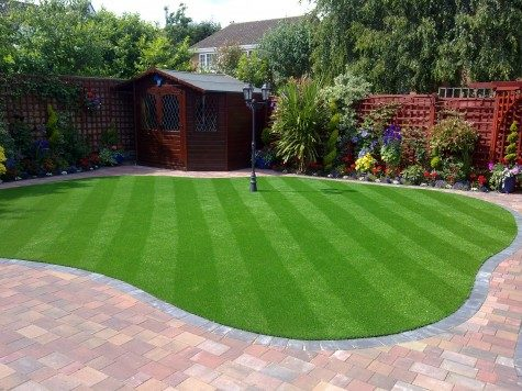 Benefits of synthetic grass?